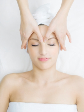 Sinus Relief Massage