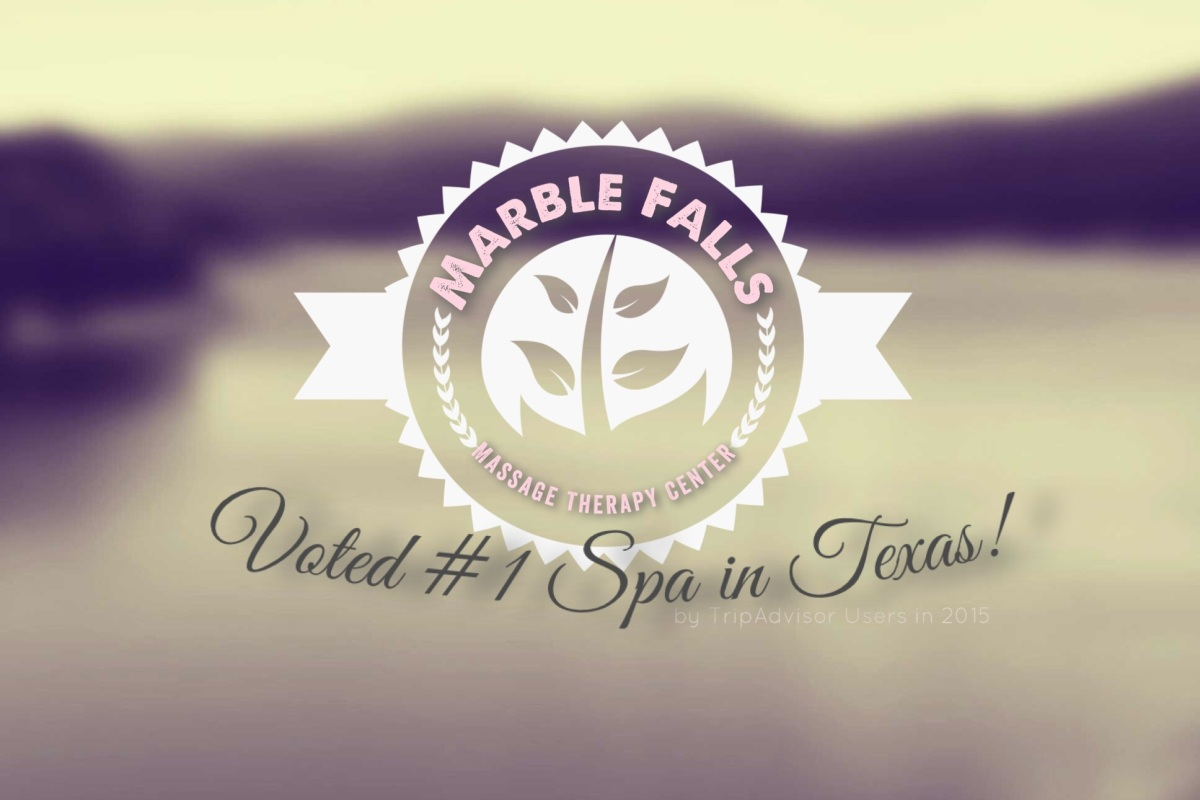 Voted best spa in texas marble falls massage therapy center for Best spa in texas