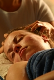 Warm Scalp Massage
